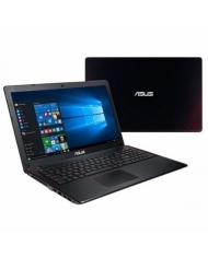 """Asus K550VQ-XX027D/ i5 6300Q/ 4GB/ 500GB/ GeForceGTX940MX 2GB/ DVDRW, 15.6""""/ Black"""